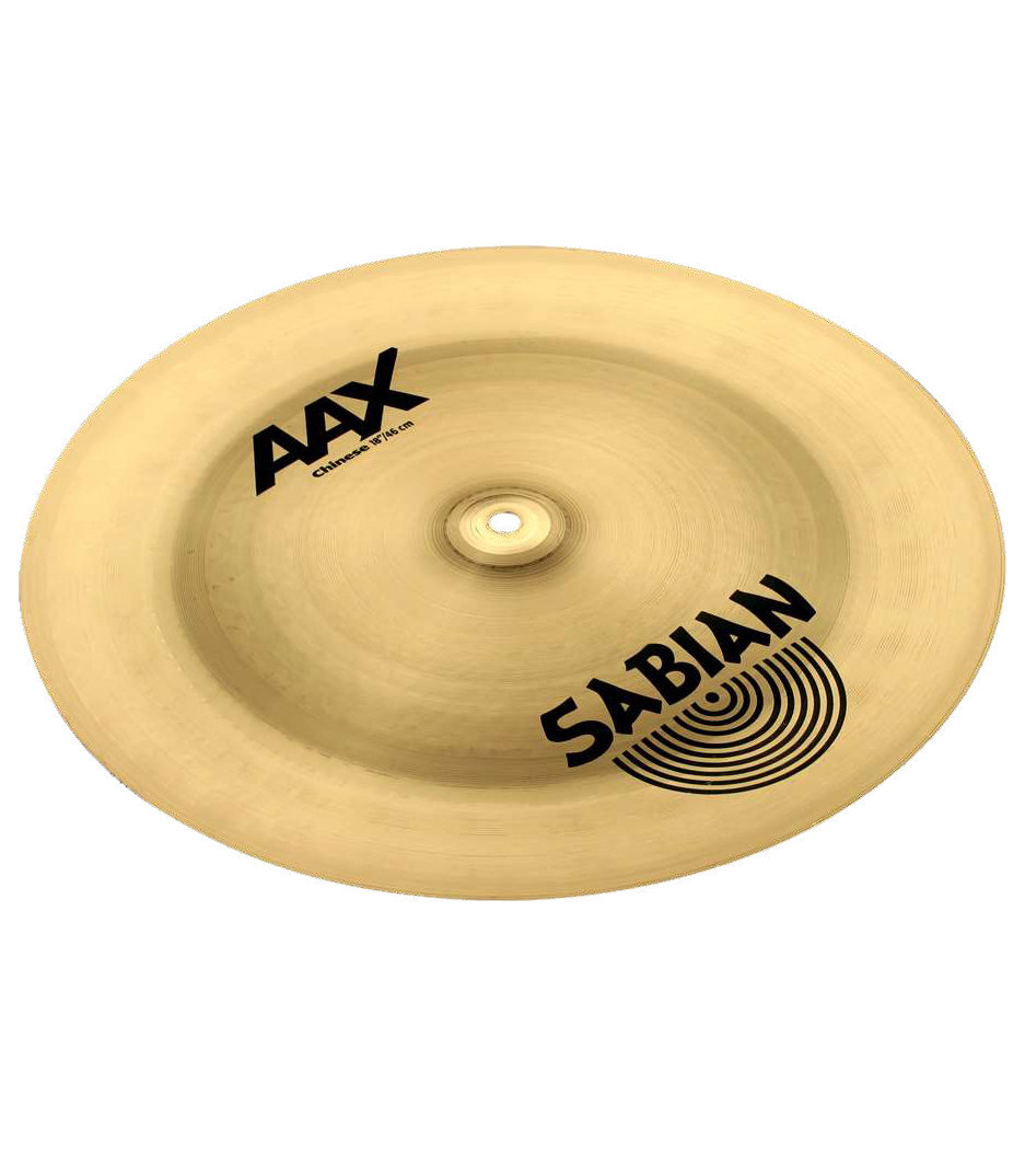 Buy Sabian - 18 AAX Chinese Brilliant Finish