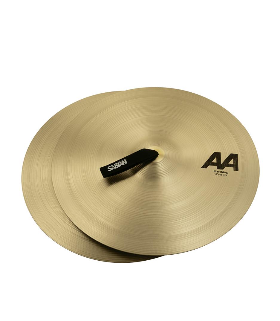 buy sabian 18 aa aa marching medium heavy weight cymbals