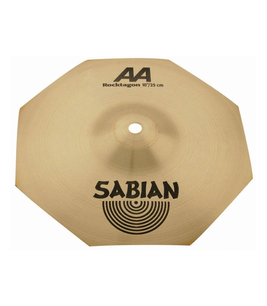 buy sabian 18 aa rocktagon crash