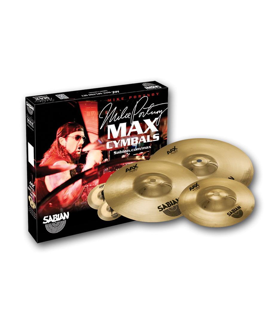 Buy Sabian - AAX Max Splash Set