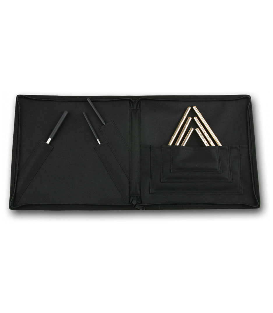 Buy sabian Hammered Triangle Striker Set with Attaché Case Melody House