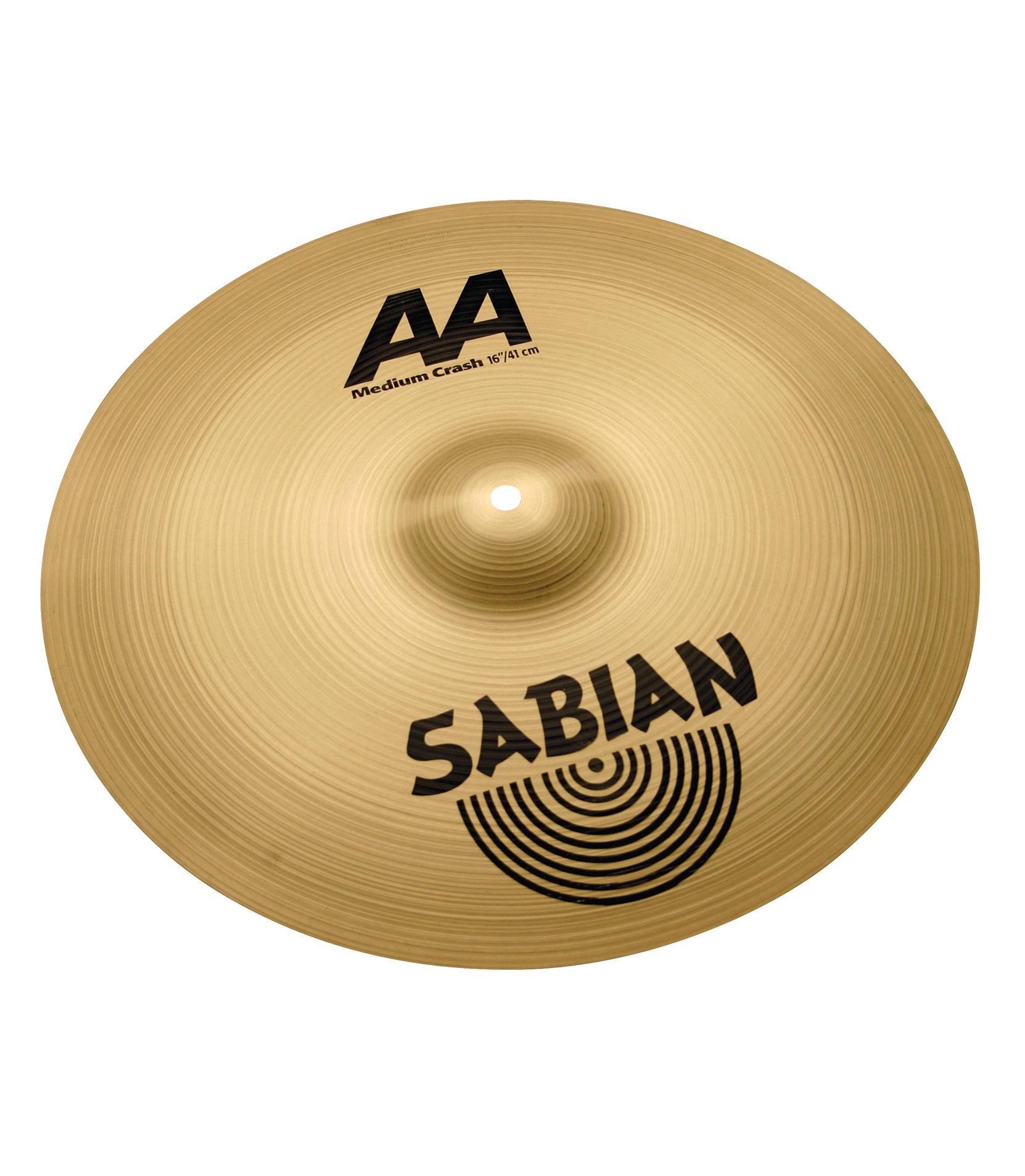 Buy sabian - 16 AA M Crash