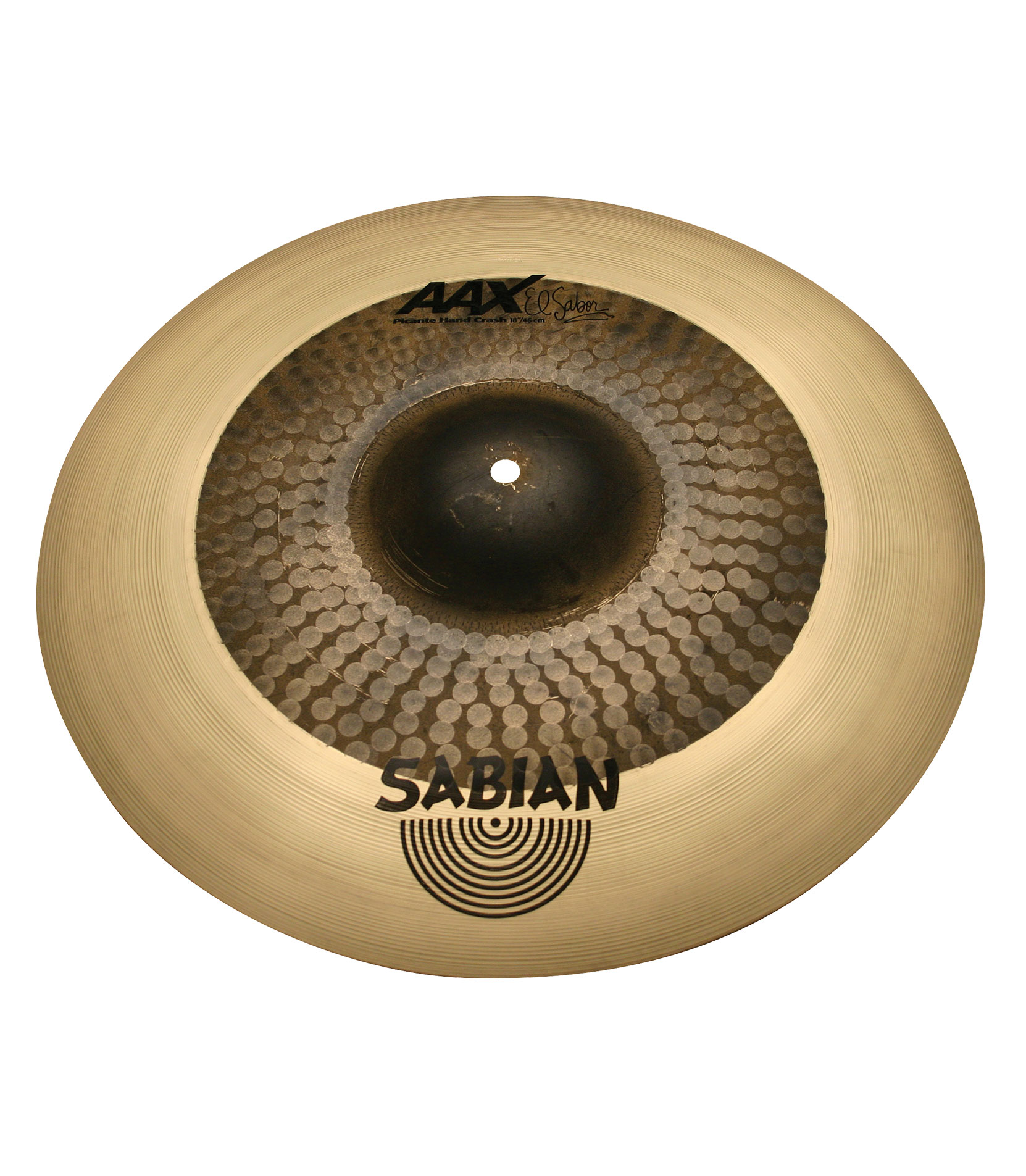 Sabian - 18 AAX El Sabor Picante Hand Crash - Melody House Musical Instruments