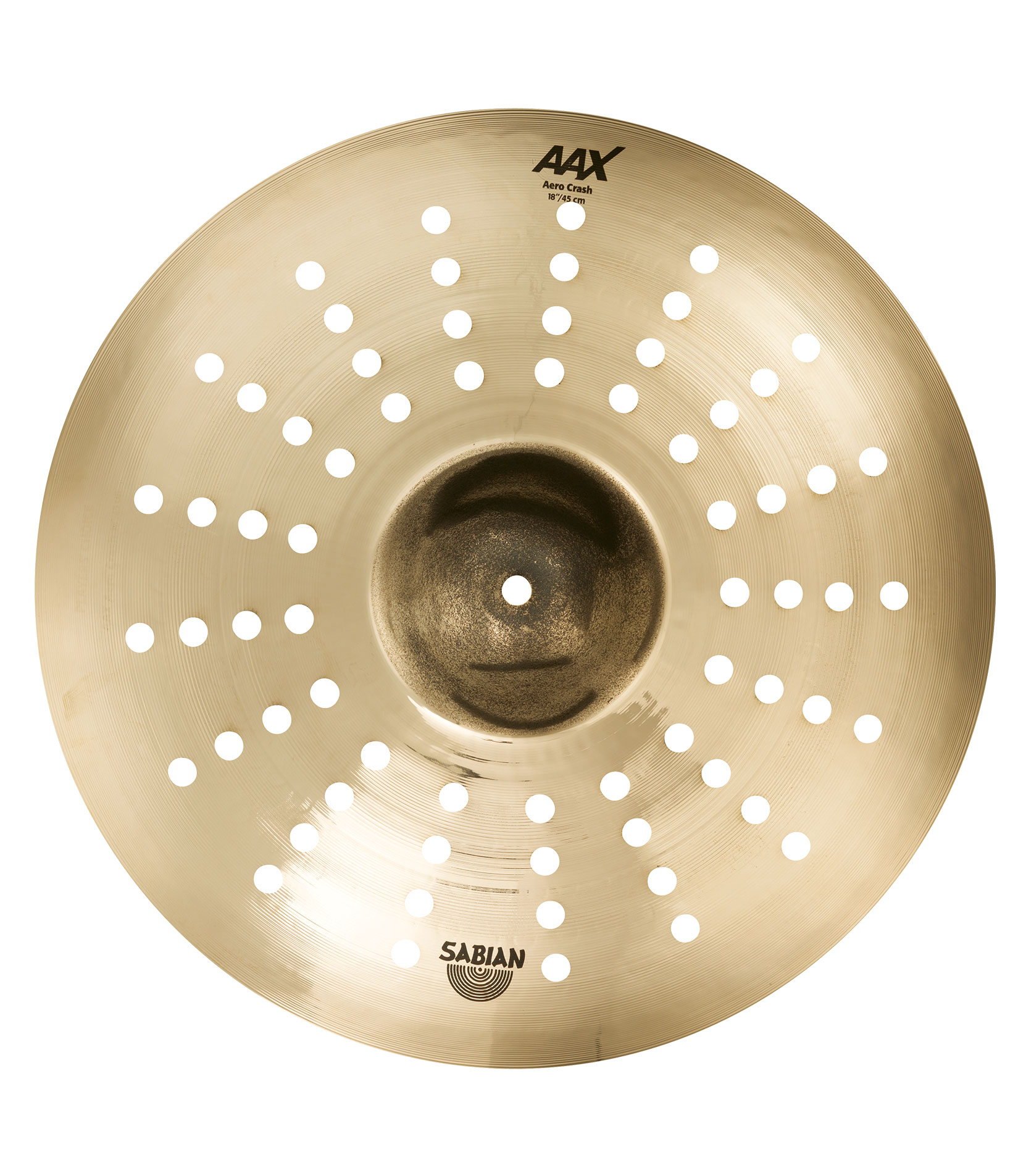buy sabian 18 aax aero crash