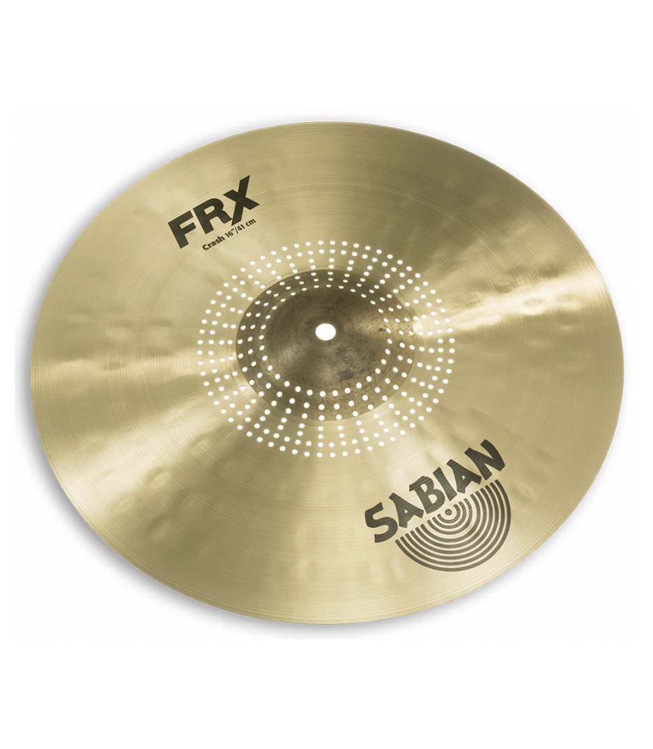 buy sabian 16 frx crash
