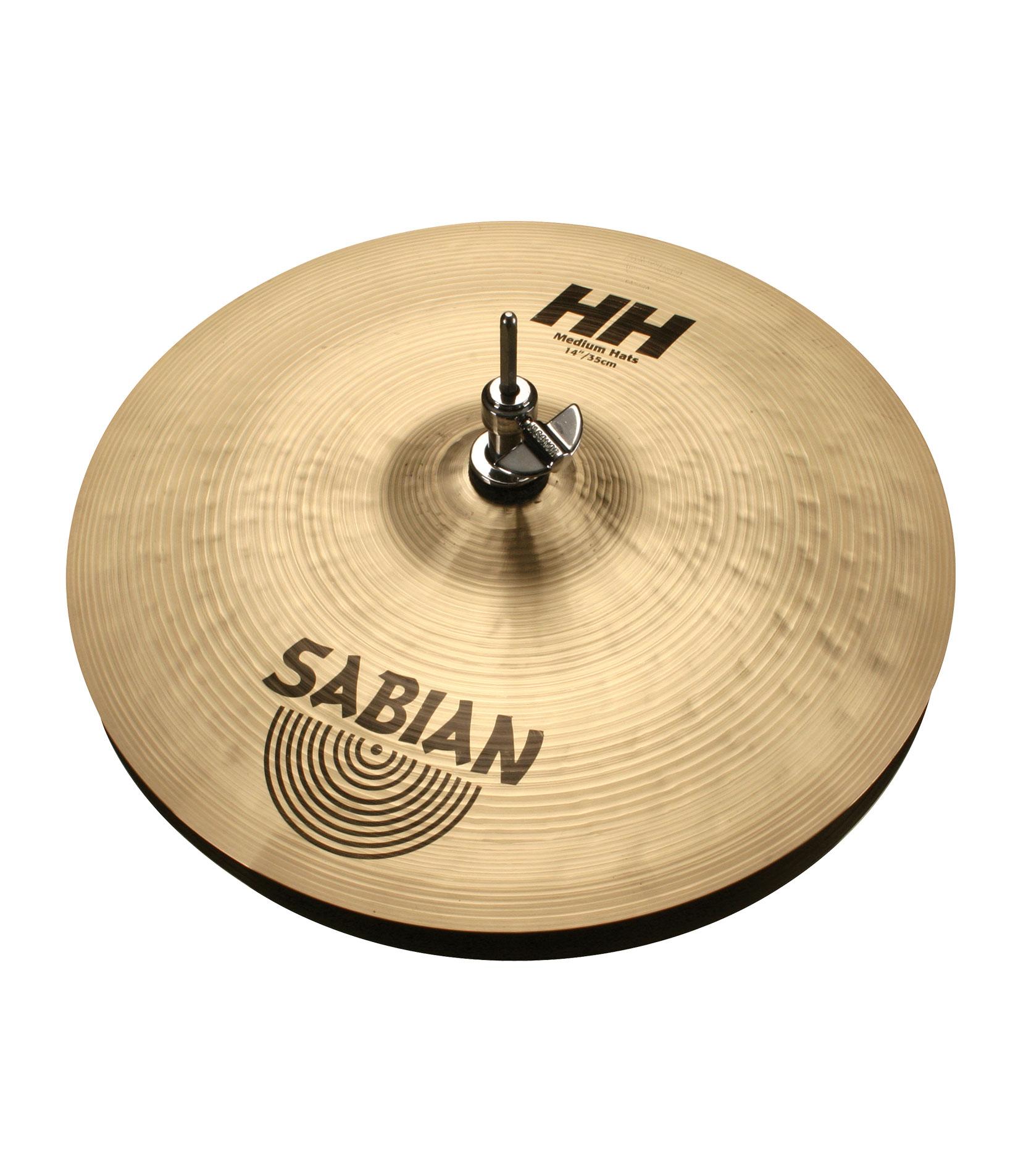 Buy Sabian 14 HH Medium Hi Hats Melody House