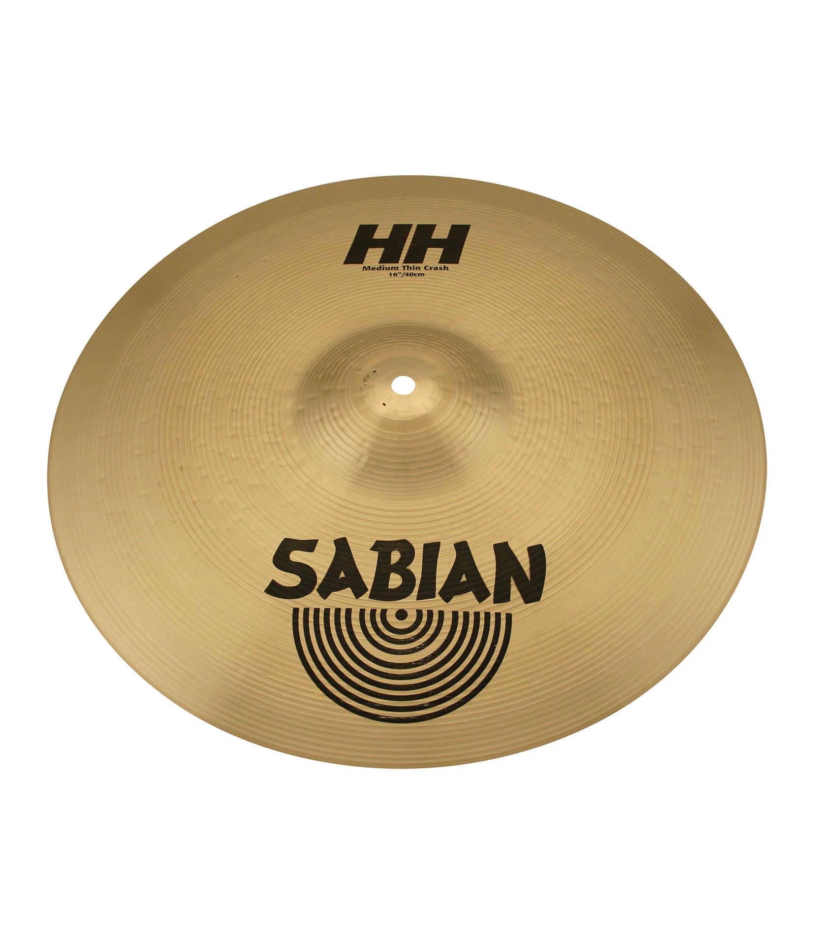 Buy Sabian - 16 HH Medium Thin Crash