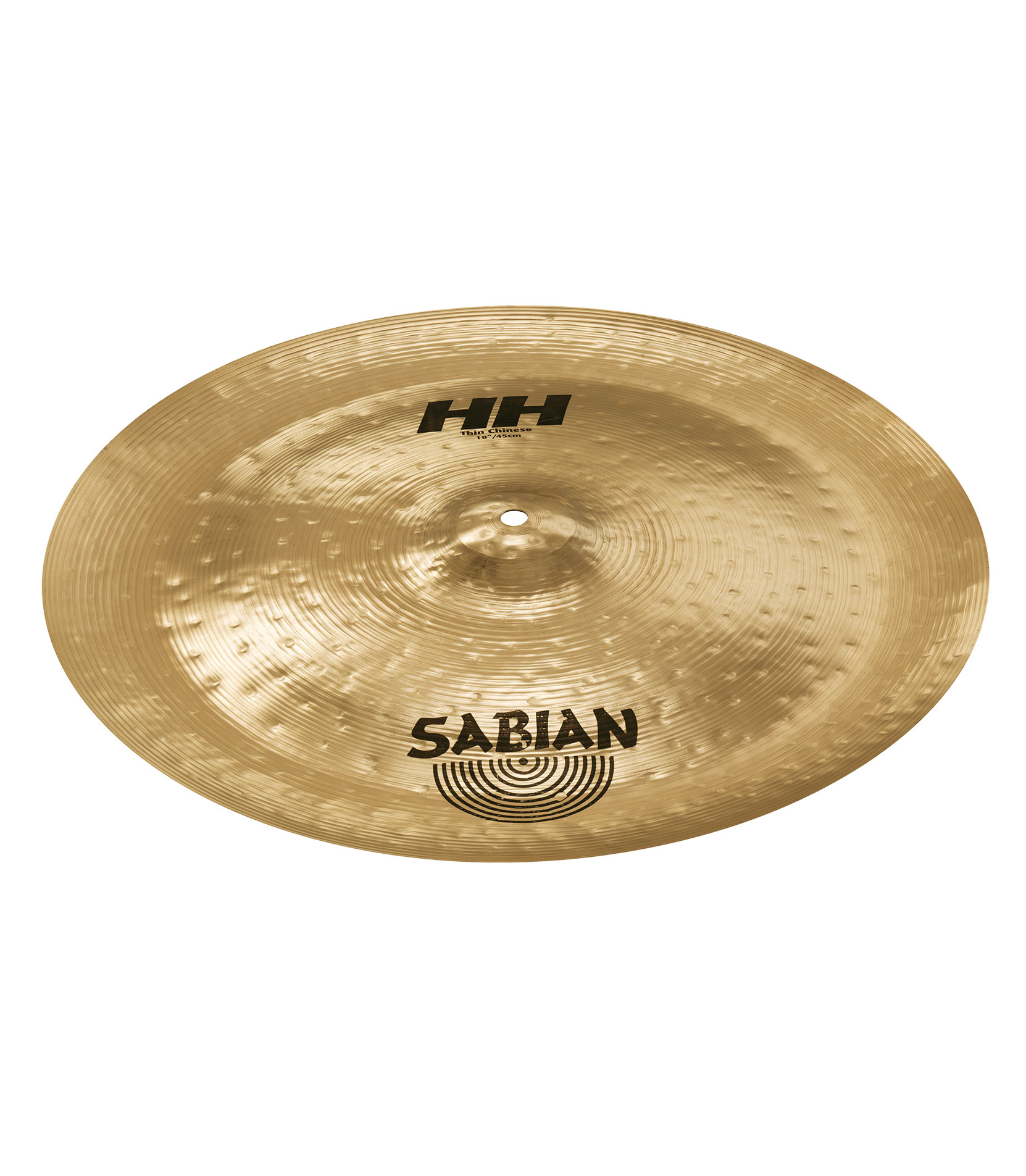 Sabian - 18 HH Thin Chinese Cymbal - Melody House Musical Instruments