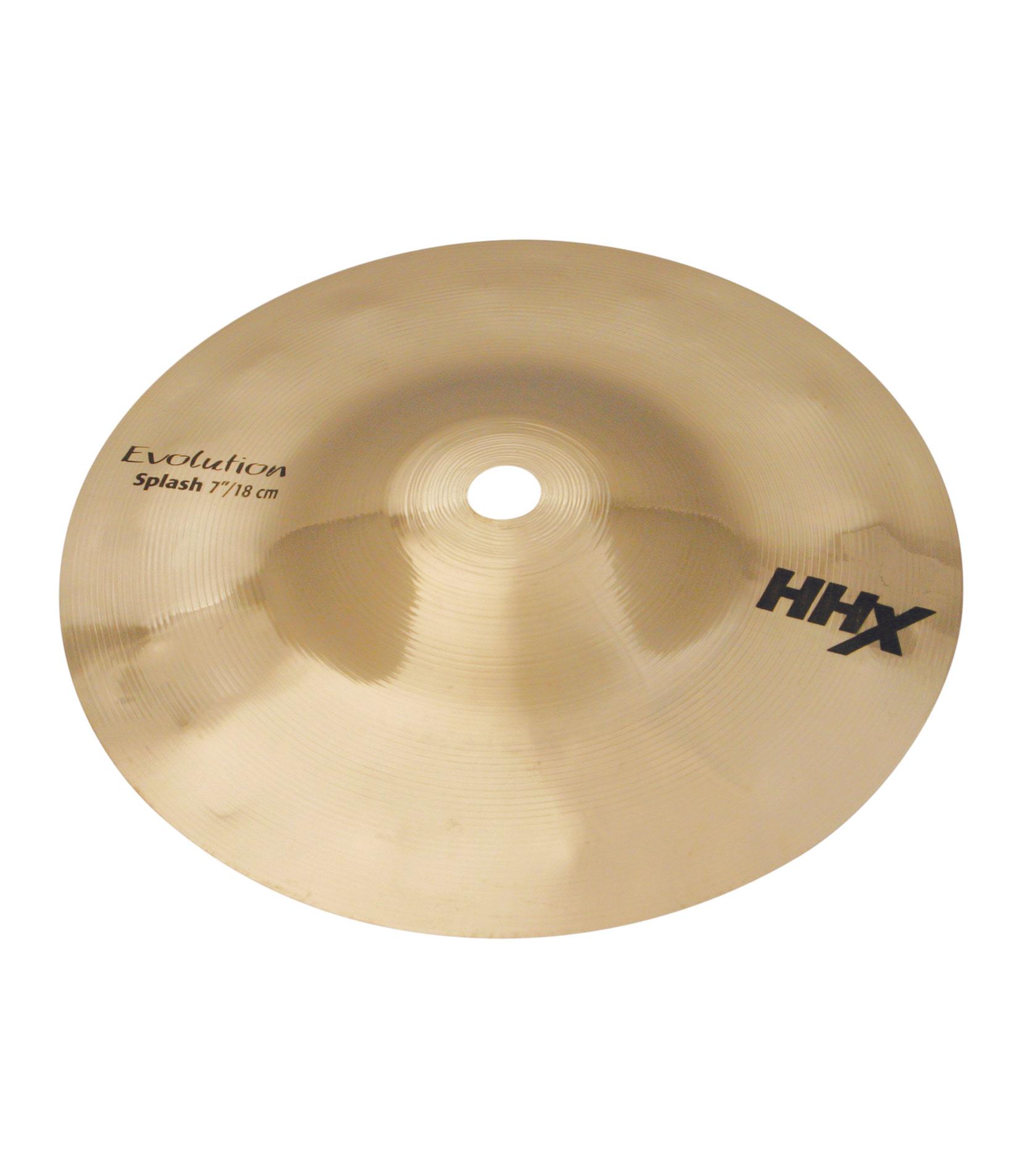 Buy Sabian 7 HHX Evolution Splash Brilliant Finish Melody House