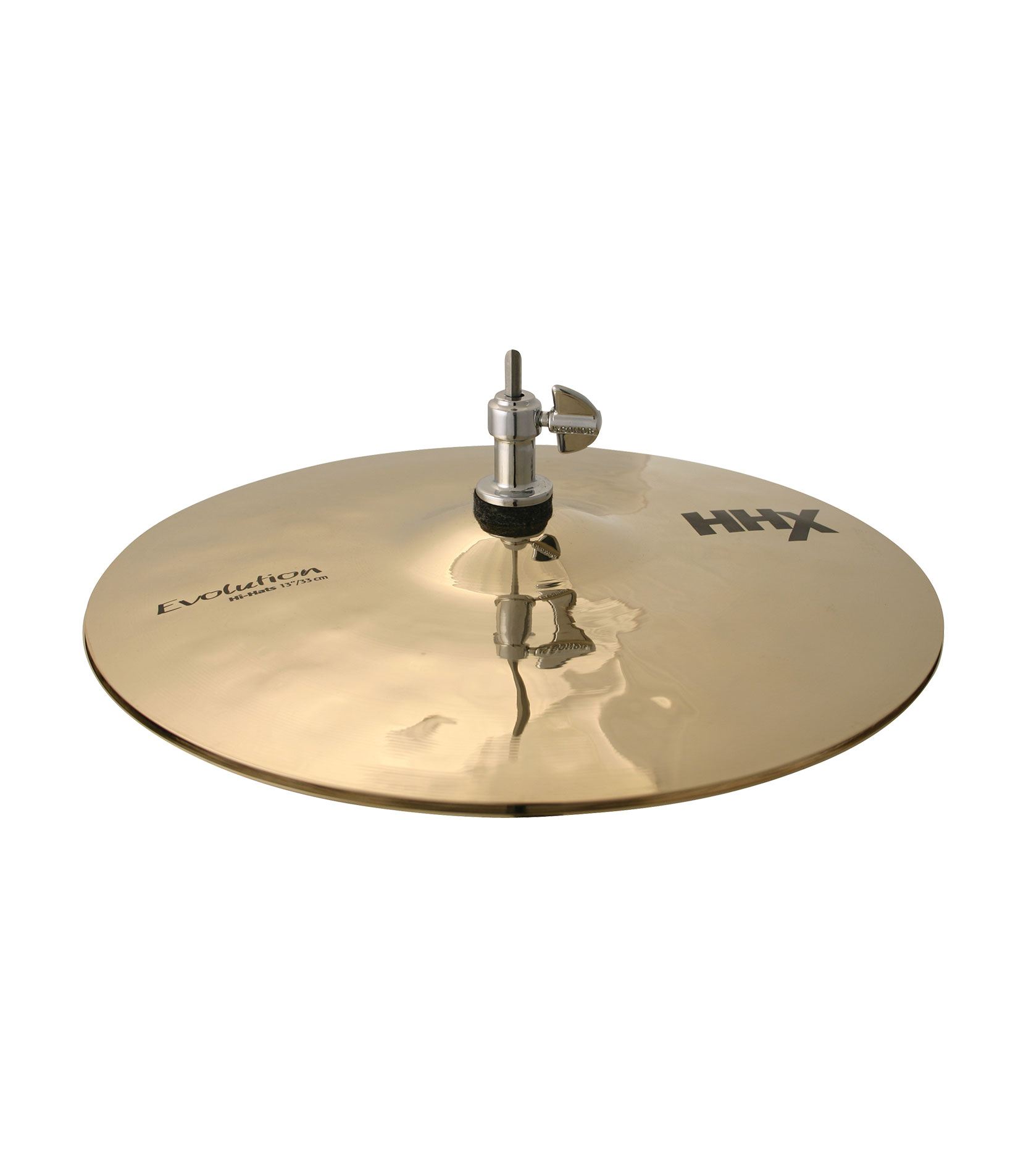 Sabian - 13 HHX Evolution Hi Hats Brilliant Finish - Melody House Musical Instruments