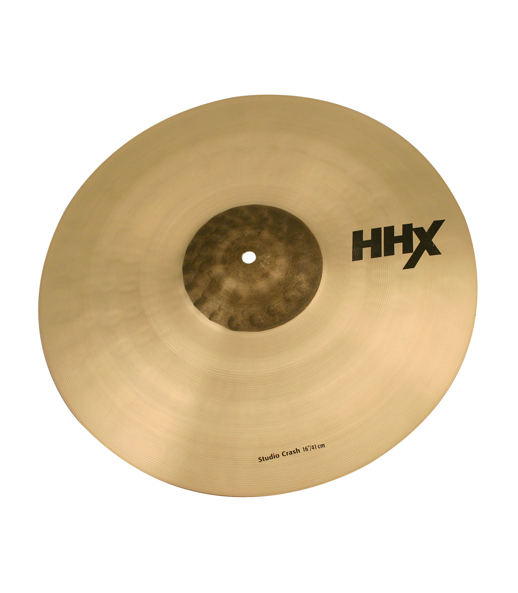 sabian - 16 HHX Studio Crash - Melody House Musical Instruments