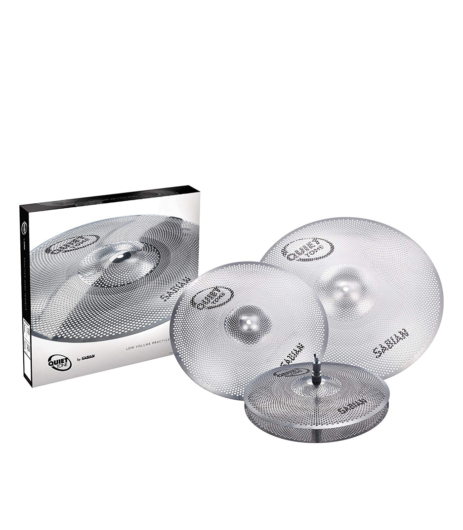 Buy Sabian - Quiet Tone Practice Cymbals Box Set 14 16 20 Inch