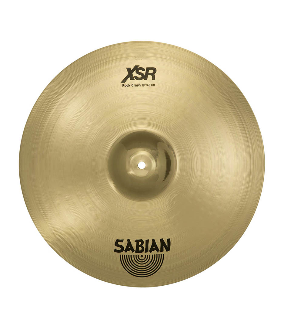 Sabian - 18 XSR ROCK CRASH - Melody House Musical Instruments
