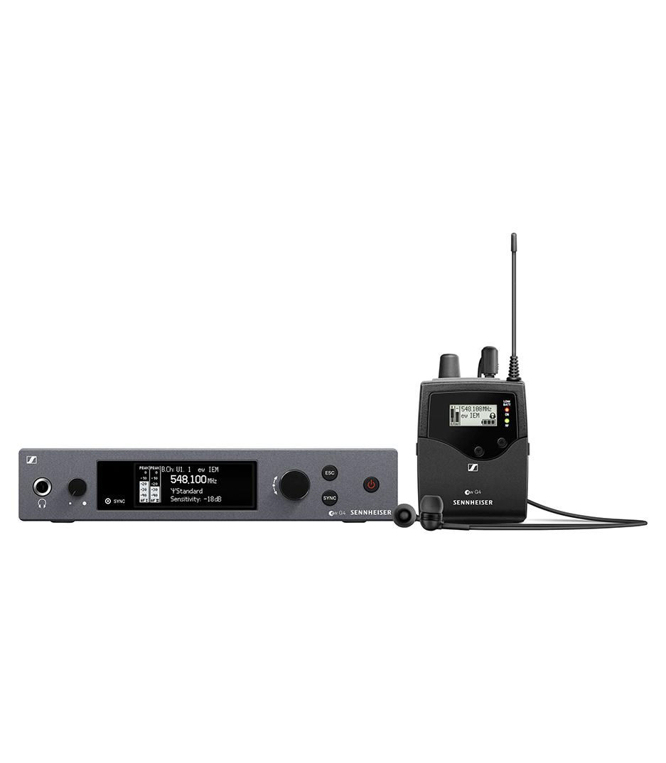 Buy Sennheiser - EW IEM G4 B IEM SET 1 SR IEM G4 stereo transmitter