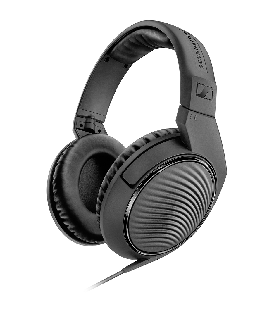 buy sennheiser hd 200 pro monitoring headphones 32 ohm 2m cable 3