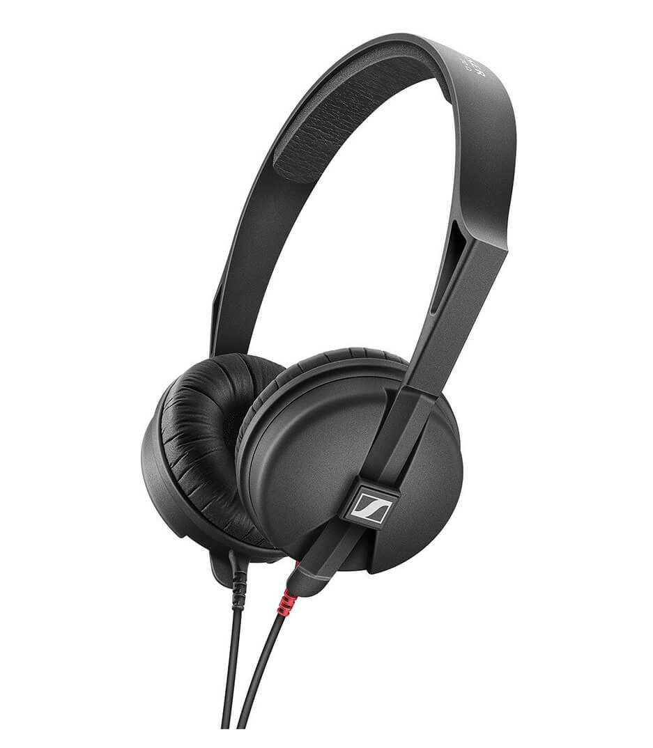 Sennheiser - HD 25 LIGHT DJ MONITORING HEADPHONES  STRAIGHT CAB