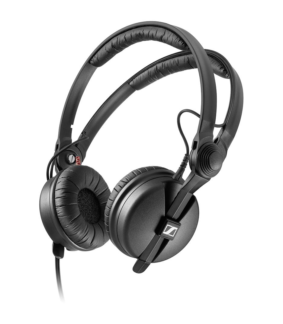 Sennheiser - HD 25 PLUS DJ MONITORING HEADPHONES COILED  STRAIG