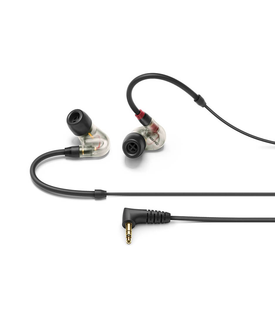 Sennheiser - IE 400 PRO CLEAR PRO IN EAR HEADPHONES - Melody House Musical Instruments