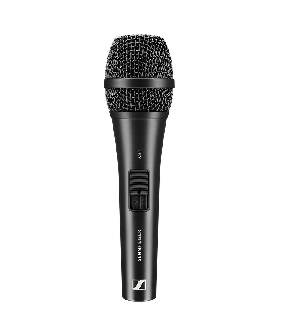 Sennheiser - XS 1 CARDIOID DYNAMIC VOCAL MICROPHONE WITH SWITCH