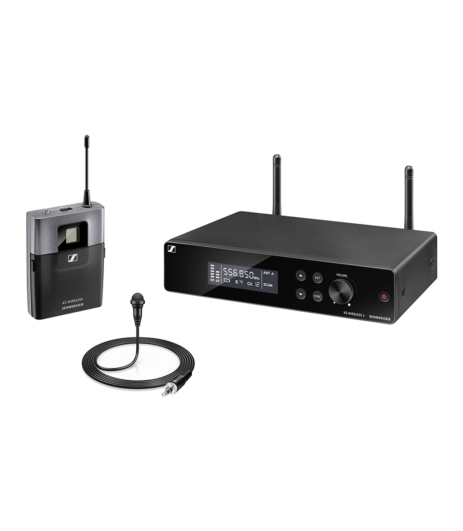 buy sennheiser xsw 2 me2 b presentation set with bodypack tx me2
