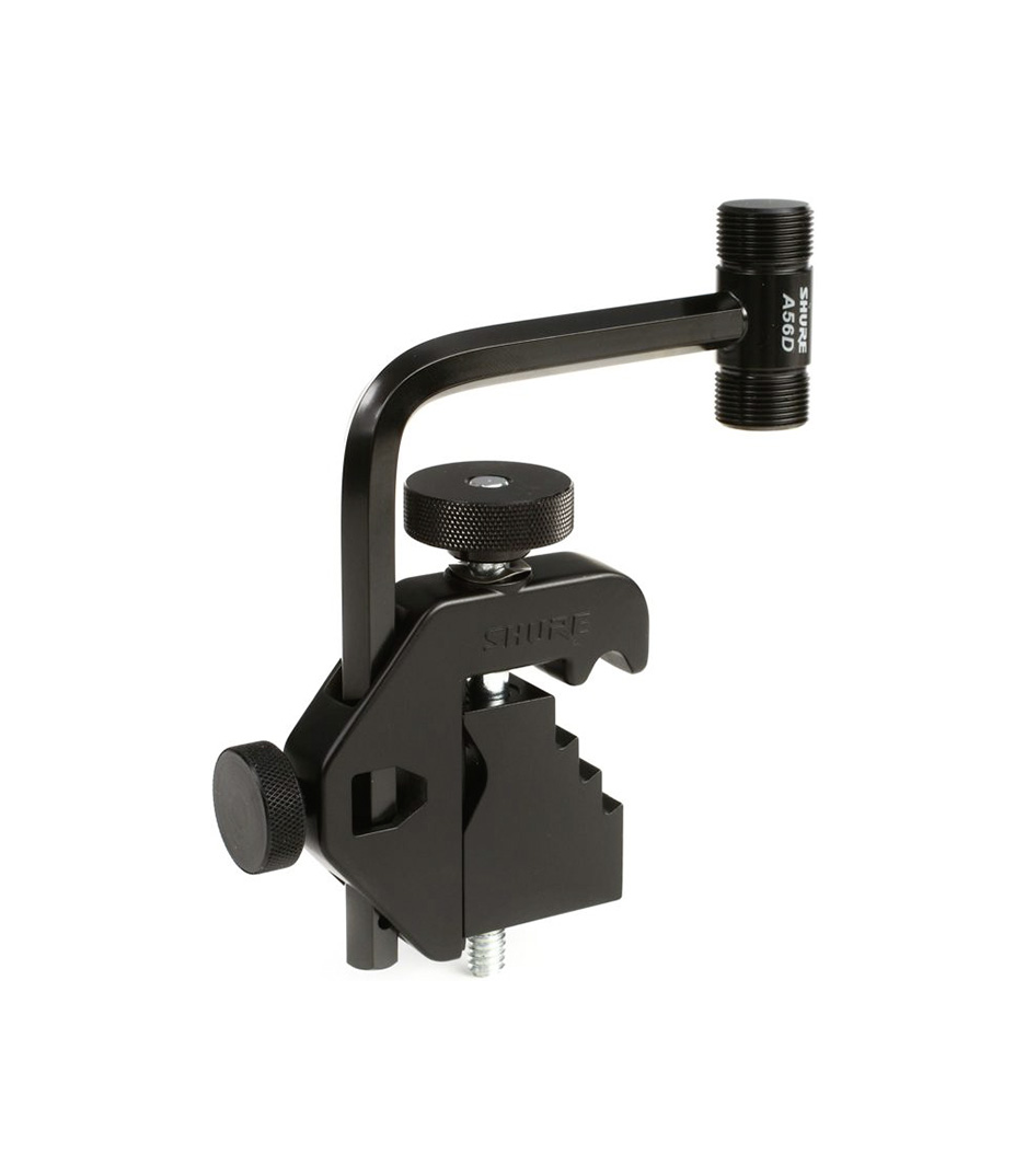 Buy Shure - A56D Hoop or Stand Mounted Drum Microphone