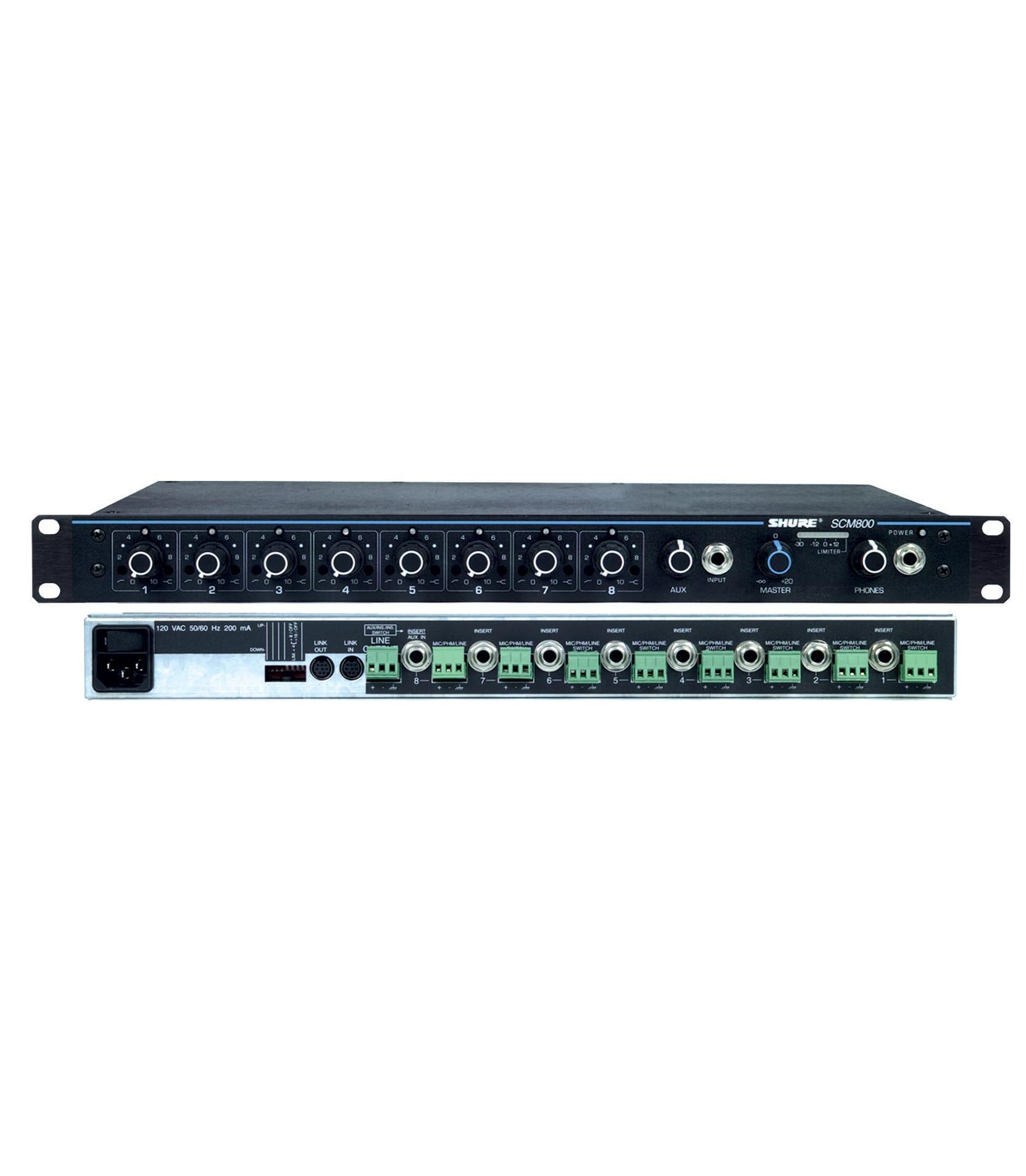SCM800UK X