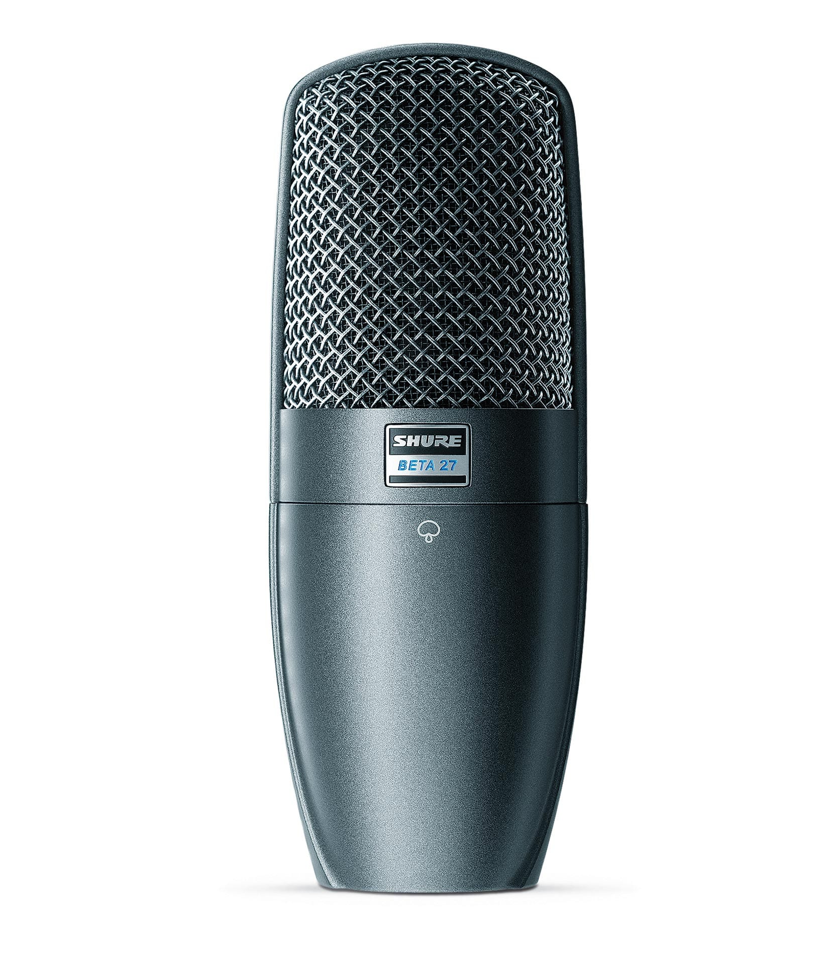 Buy Shure BETA27 SuperCardioid Condenser Large Diaphragm Mic Melody House