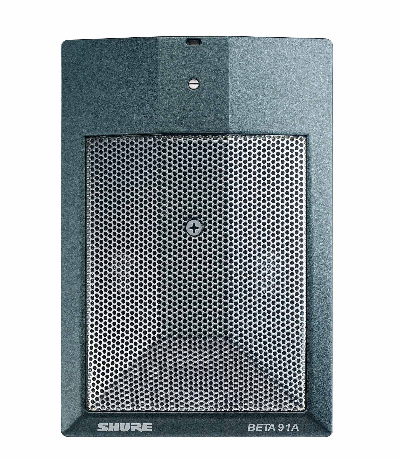 Buy Shure - BETA91A HalfCardioid Condenser Kick Drum Boundary