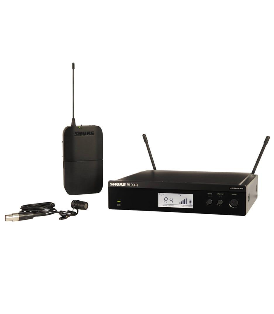 BLX14RUK W85X K14 Lavalier RM System