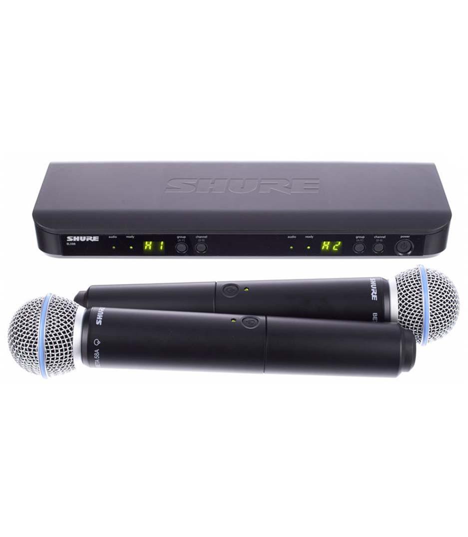 Buy Shure - BLX288UK B58X K14