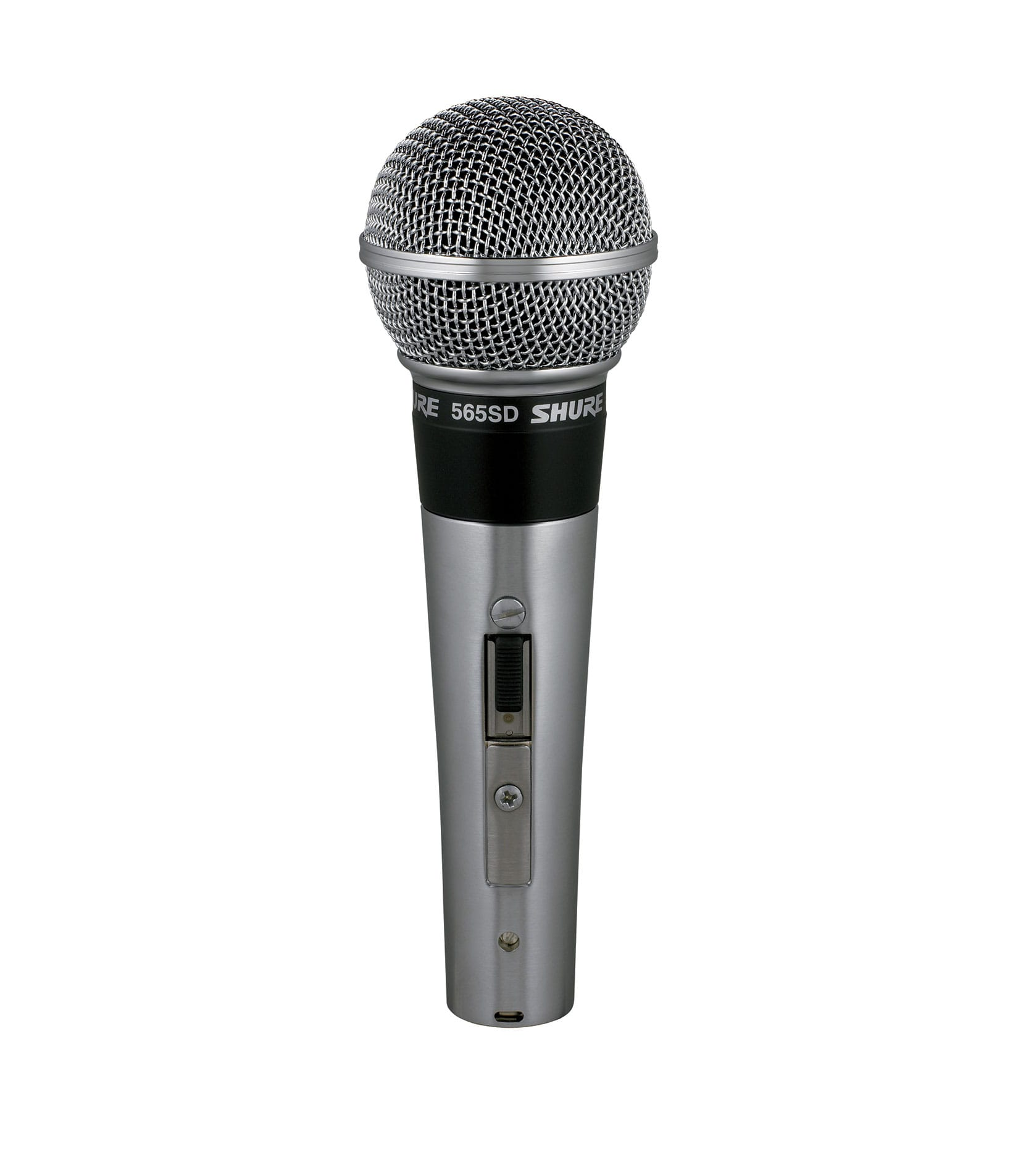 Shure - 565SDLCX Cardioid Dynamic Mic w Switchable Output