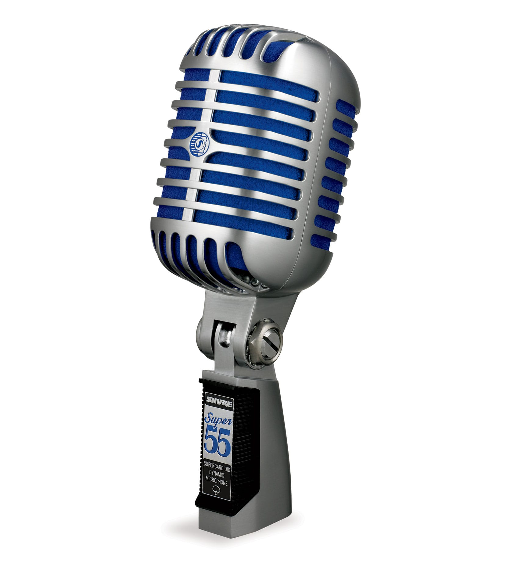 Buy Shure - SUPER 55 Supercardioid Dynamic Deluxe Vocal Mic