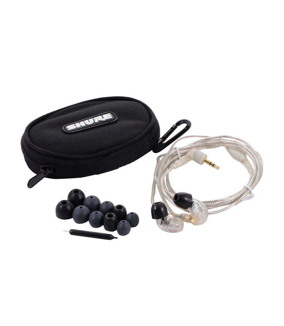 Buy Shure SE215 CL EFS Melody House