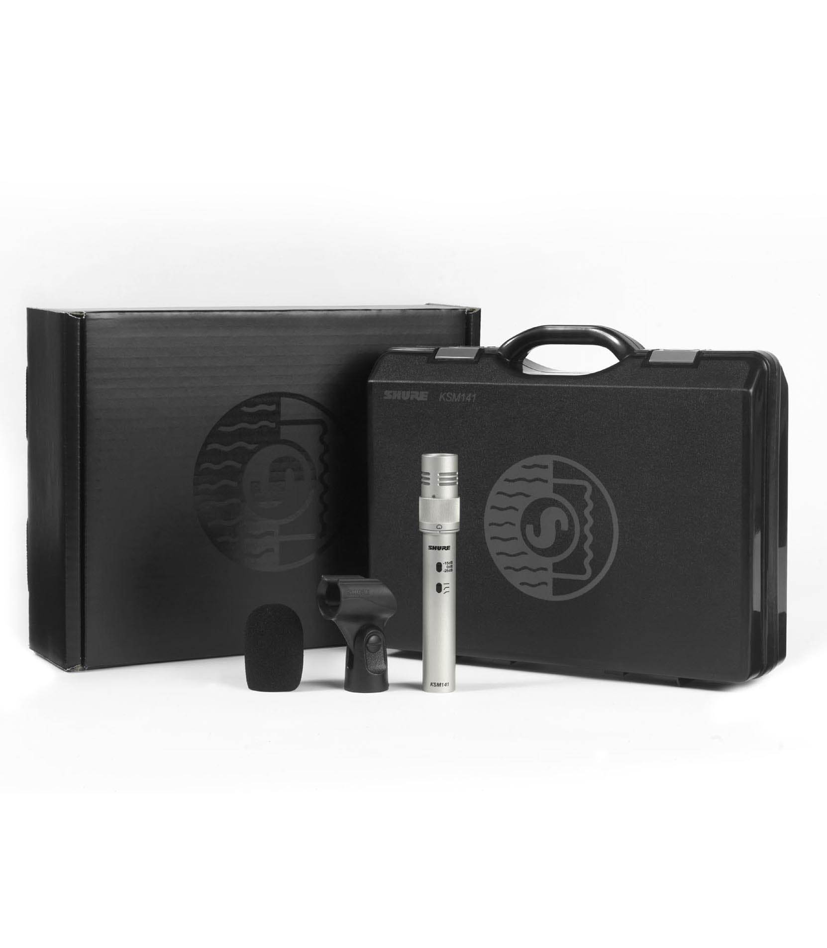 KSM141 SL Condenser Microphone - Buy Online