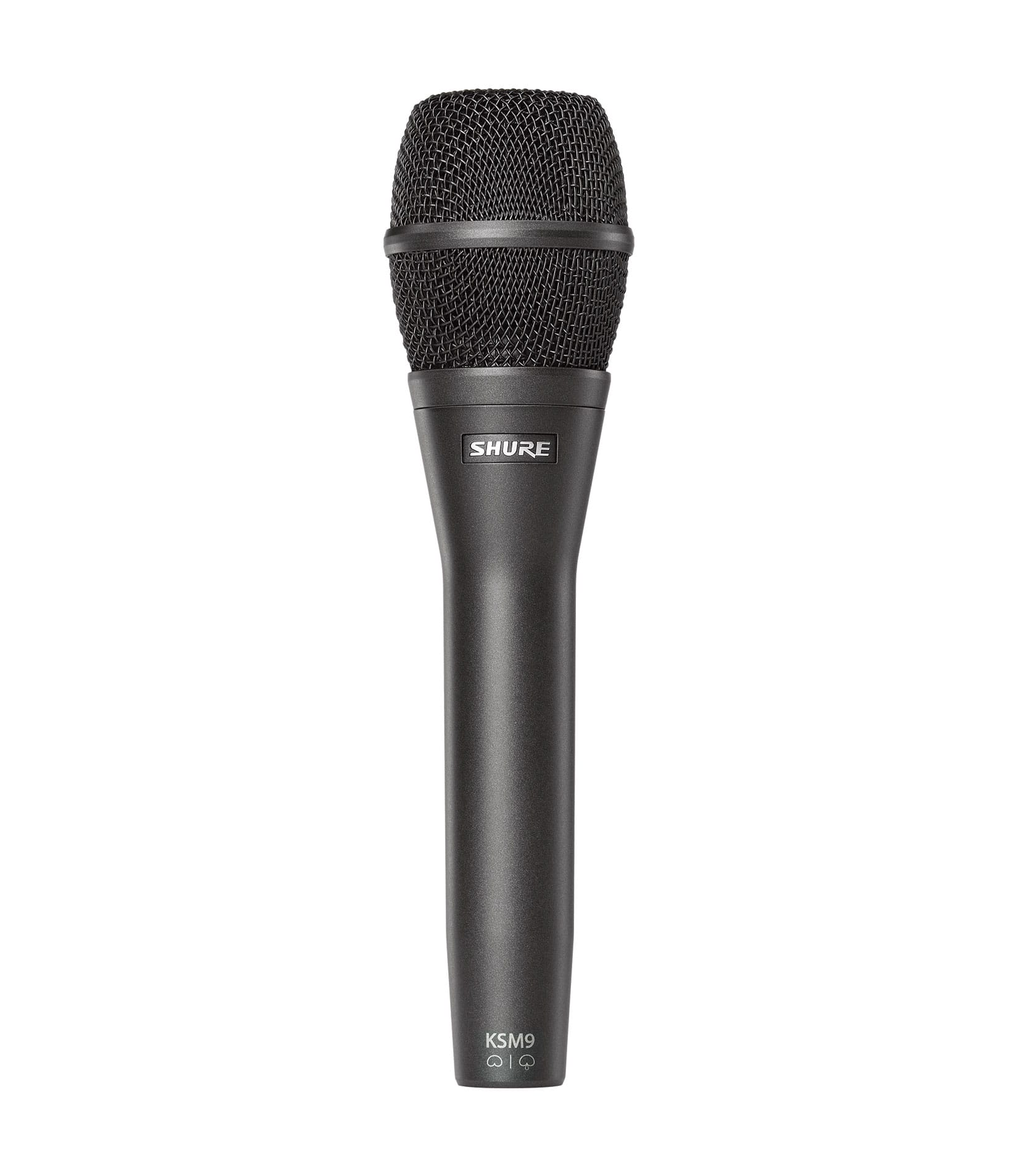 Buy Shure KSM9 CG  Condenser Mic Charcoal Gray Finish Melody House