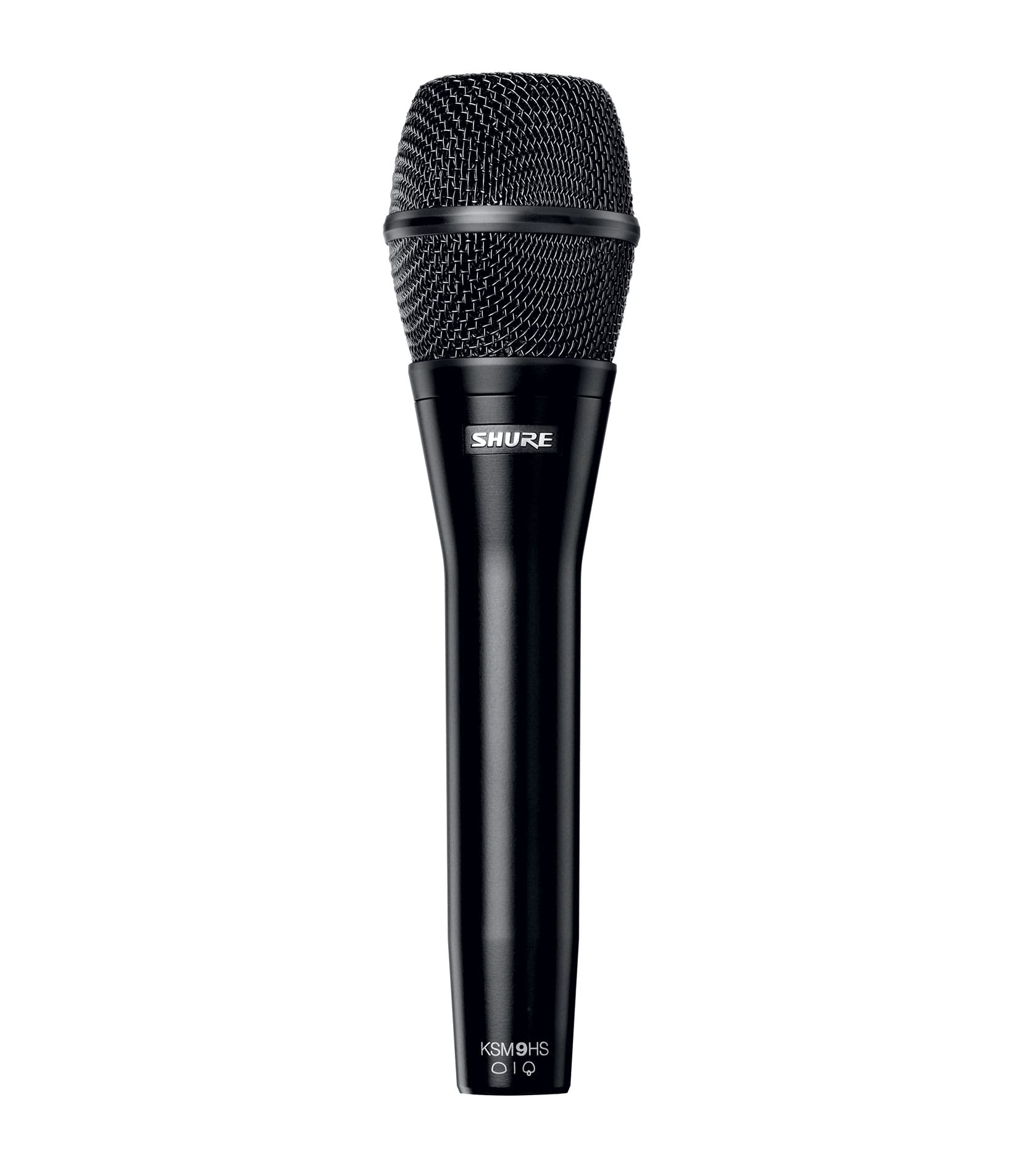 Buy Shure KSM9HS Condenser MultiPattern Dual Diaphragm Black Melody House