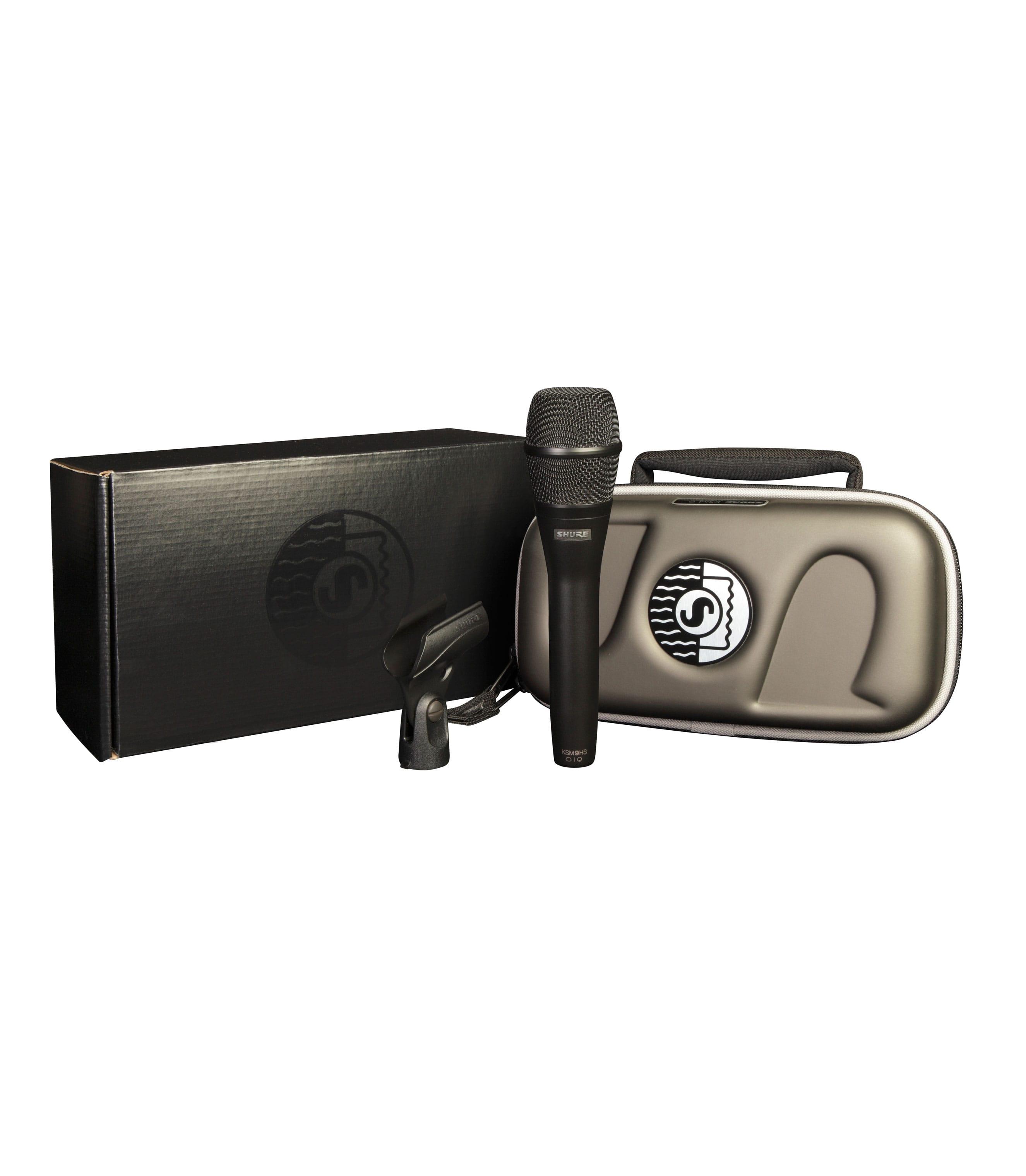 KSM9HS MICROPHONE BLACK - Buy Online