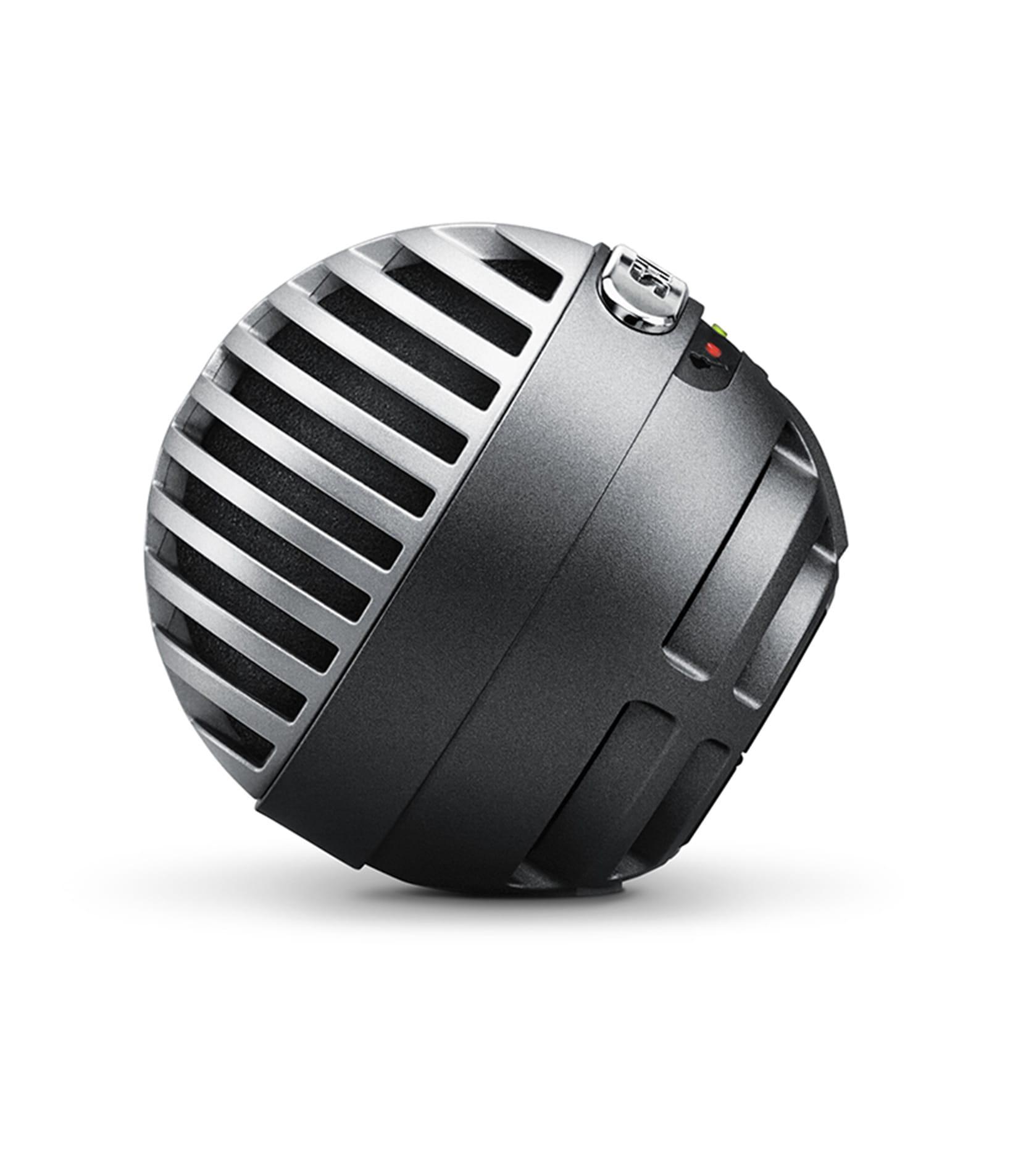 MV5 LTG Digital condenser microphone Grey - Buy Online