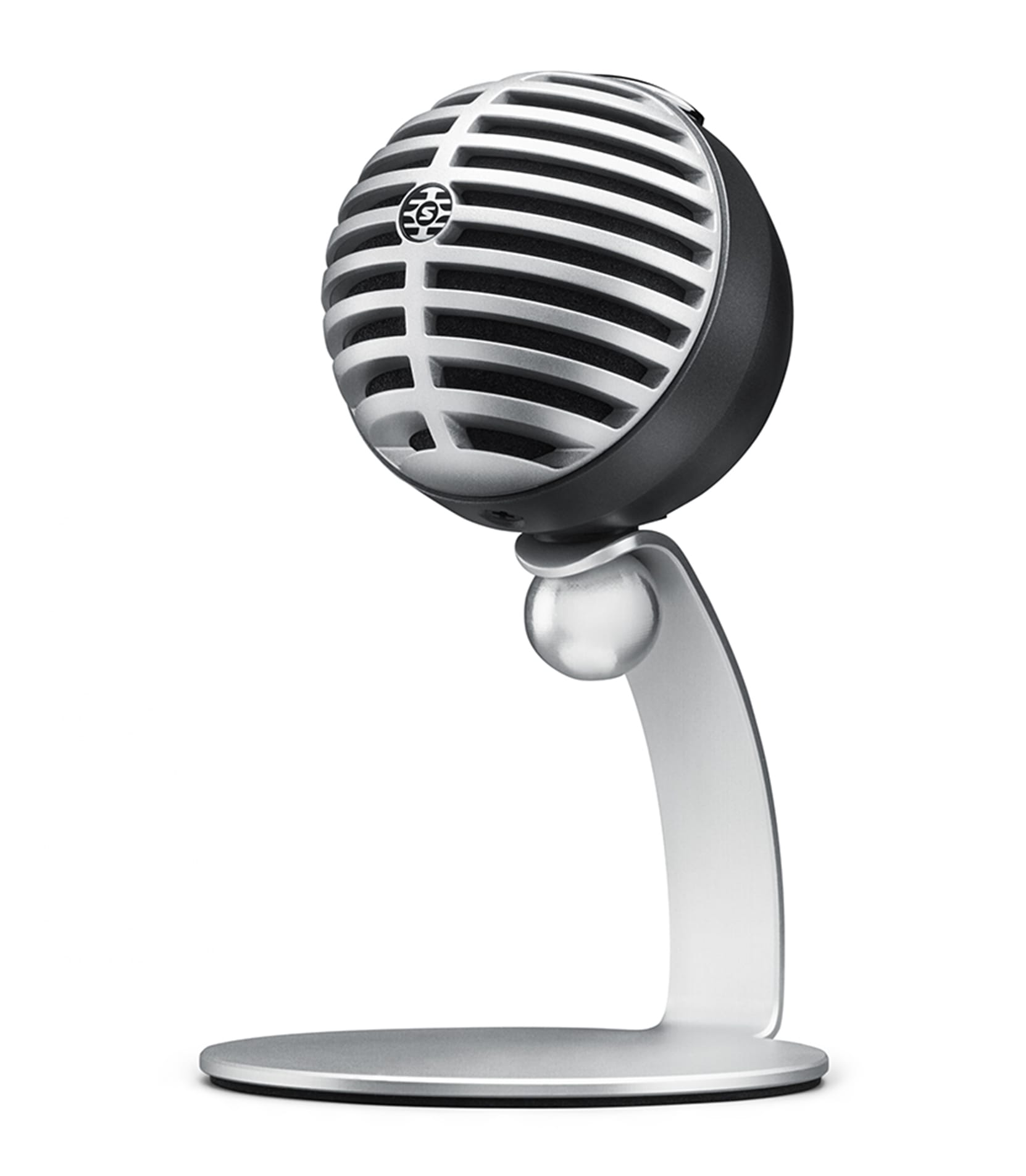 Buy shure MV5 LTG Digital condenser microphone Grey Melody House