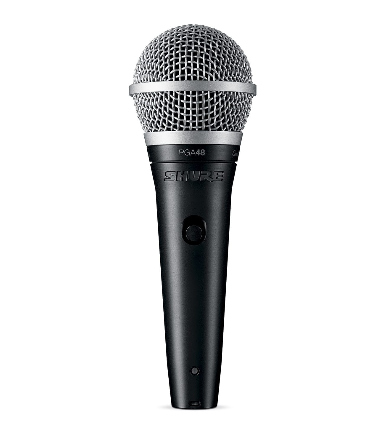 HANDHELD MIC W 15FT 1 4 Inch TO XLR CABLE