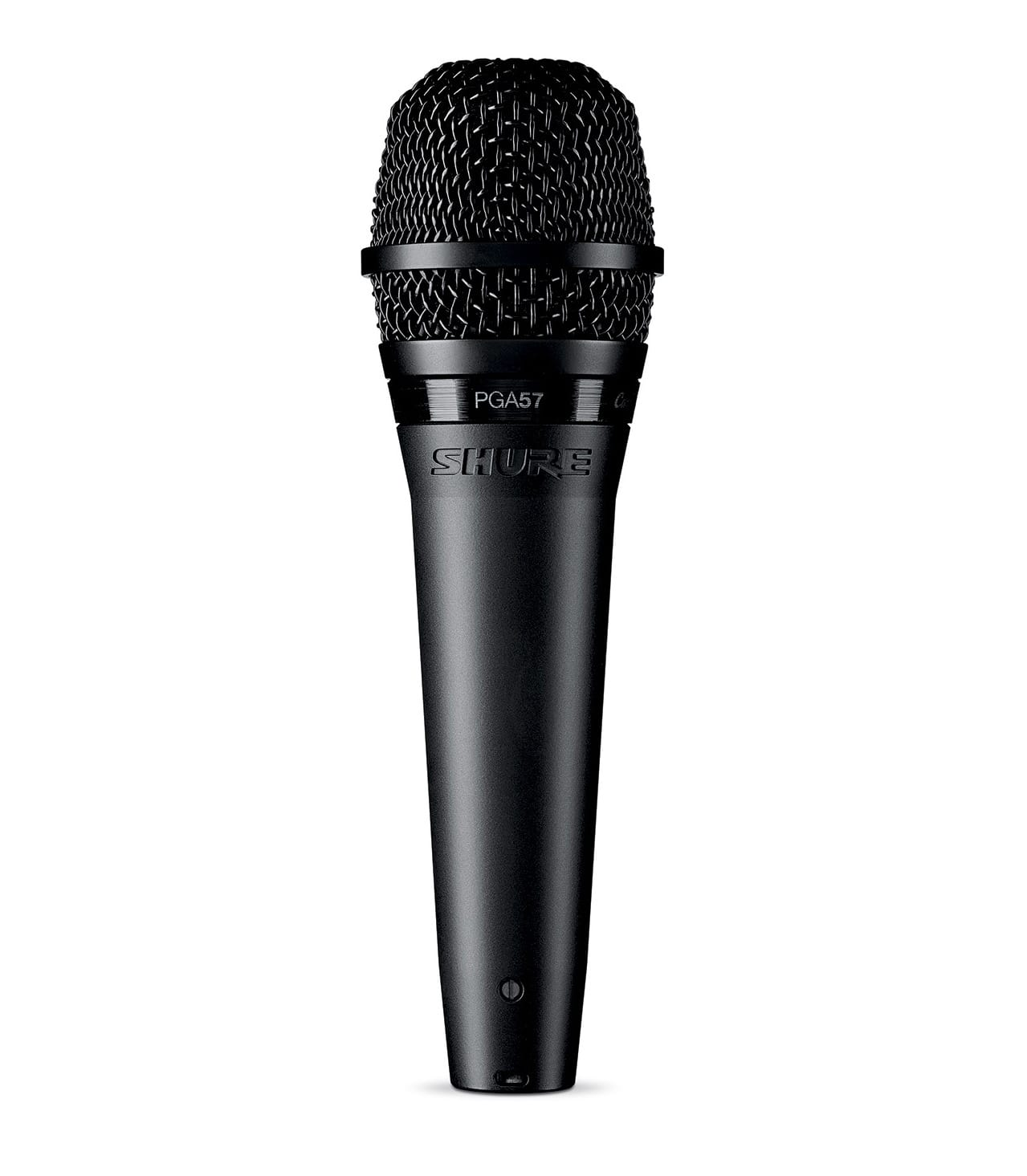 Shure - PGA57 XLR Cardioid Dynamic Instrument Microphone - Melody House Musical Instruments