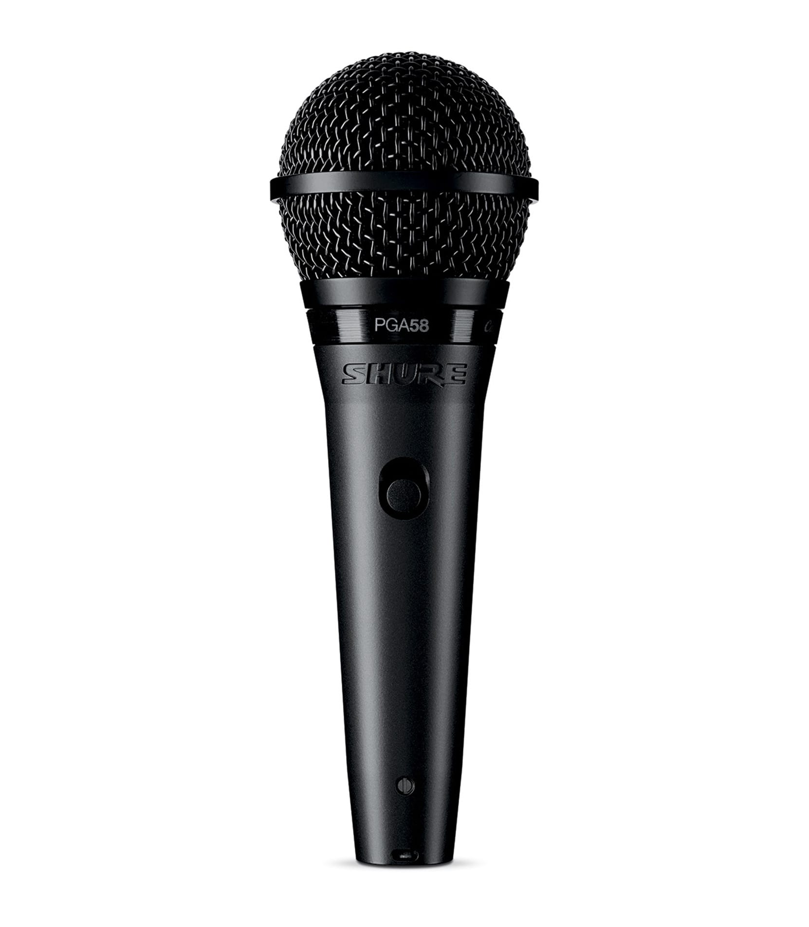 Buy Shure PGA58QTRE Cardioid Dynamic Vocal Mic w TS to XLR Melody House
