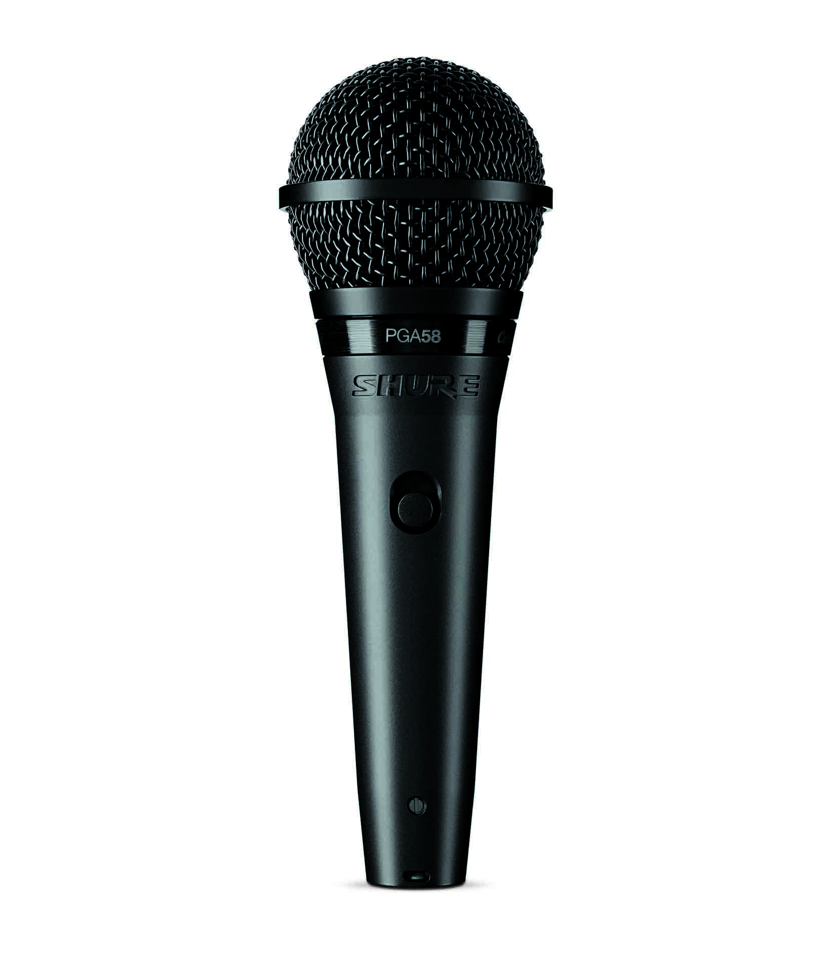 Buy Shure - PGA58XLRE Cardioid Dynamic Vocal Mic w XLR to XLR