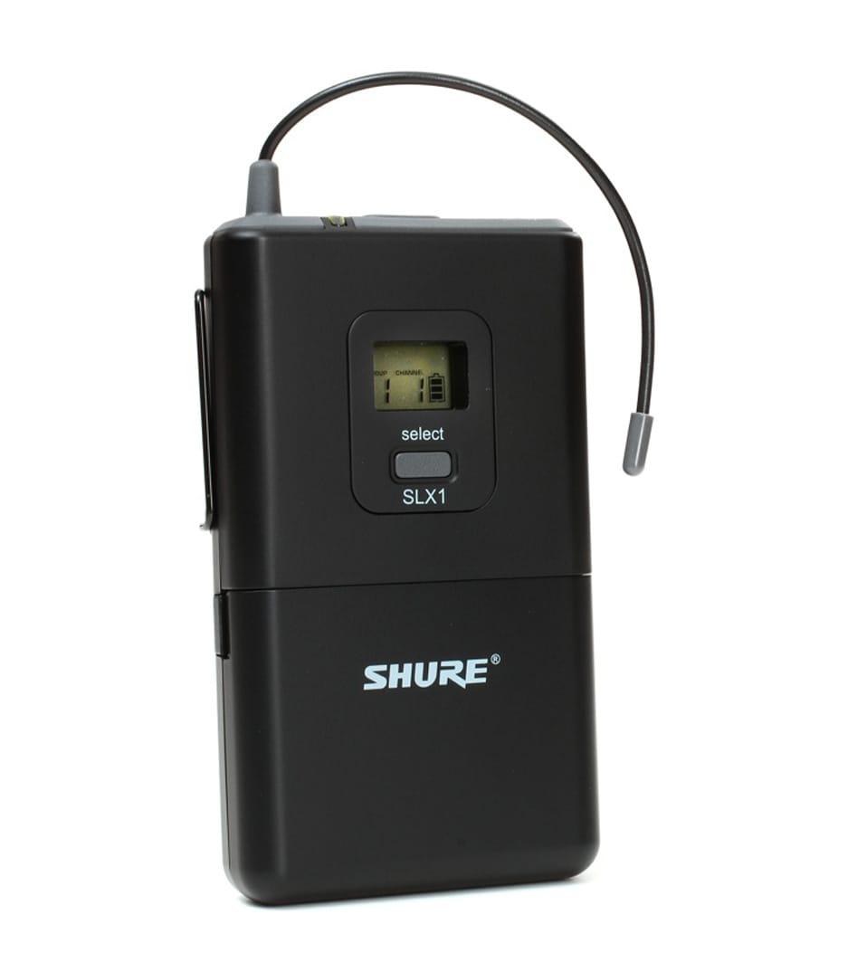 SLX1 G4E Bodypack transmitter - Buy Online