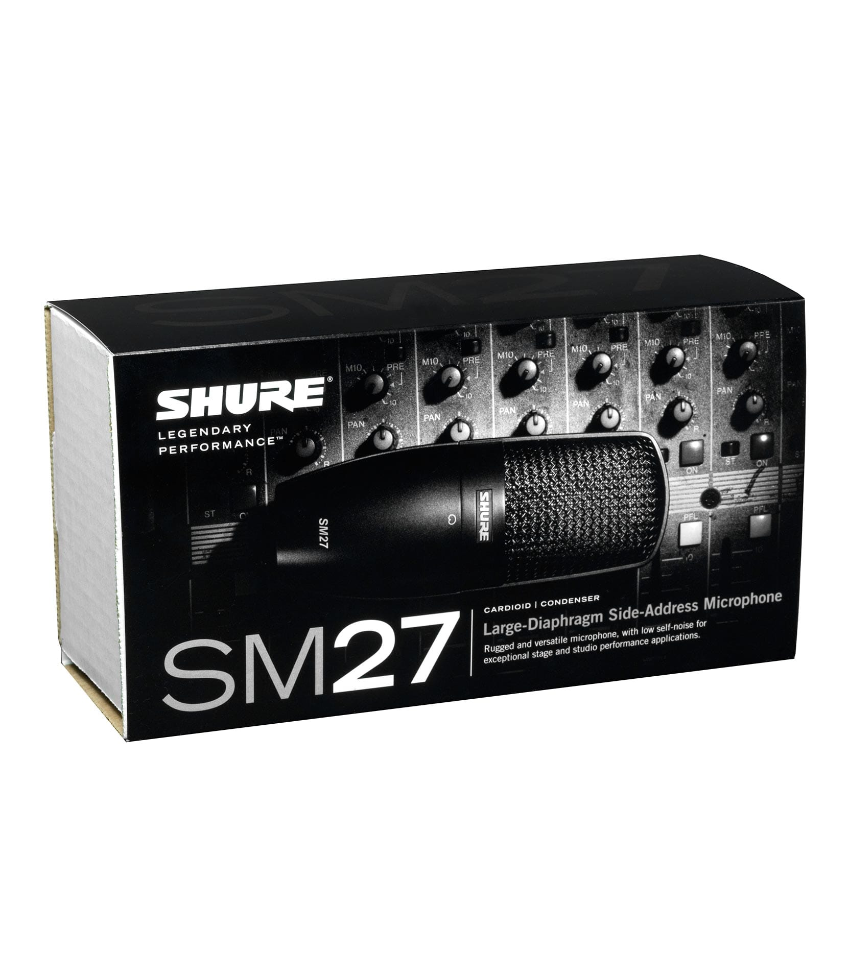 SM27 LC side address cardioid condenser microphon - Buy Online