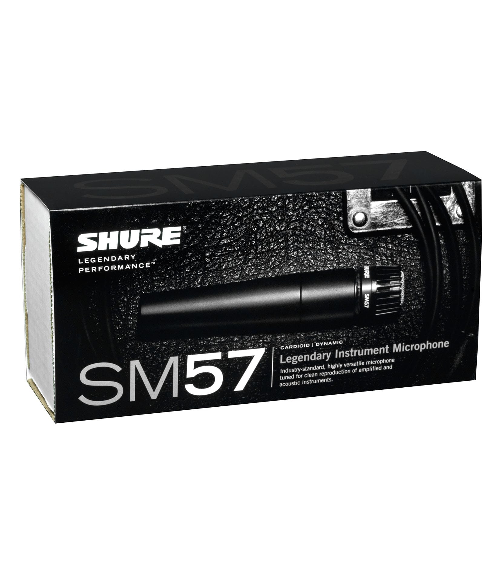 shure - SM57 LCE musical instrument pickup vocals mic - Melody House