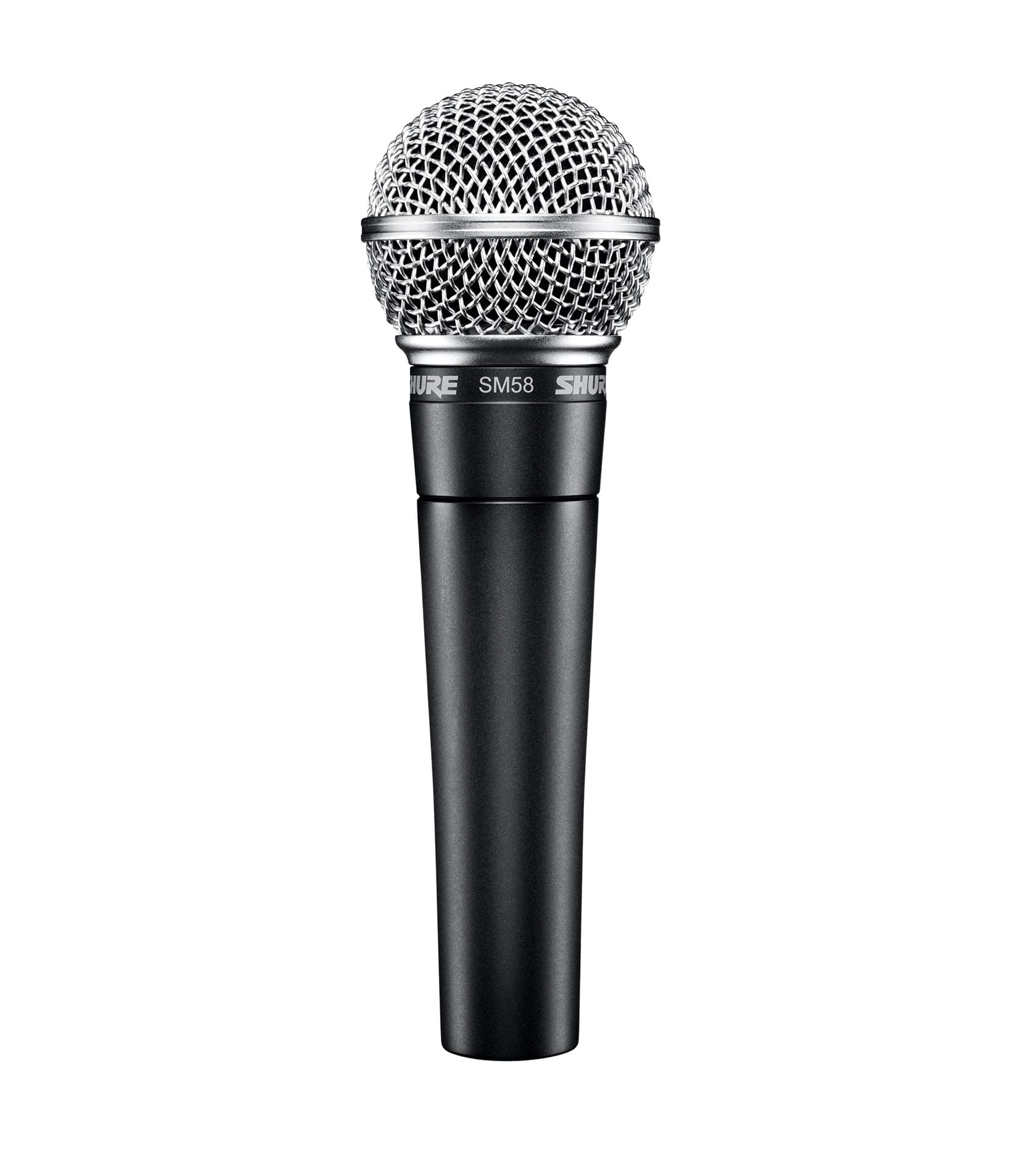 Shure - SM58LCEX Cardioid Dynamic Legendary Live Vocal Mic - Melody House Musical Instruments