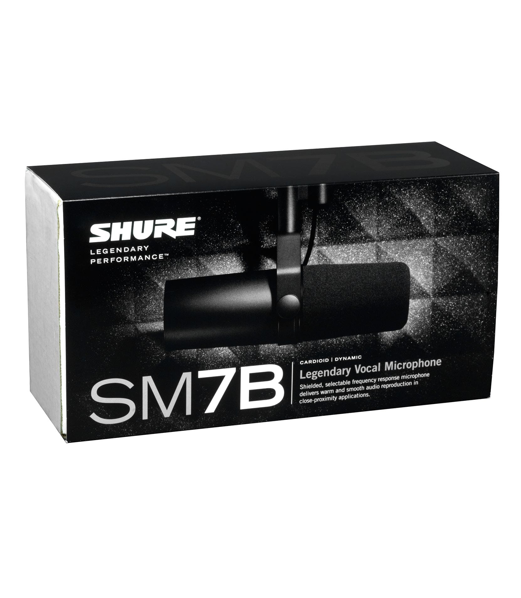Shure - SM7B Cardiod Dynamic Studio Vocal Microphone - Melody House