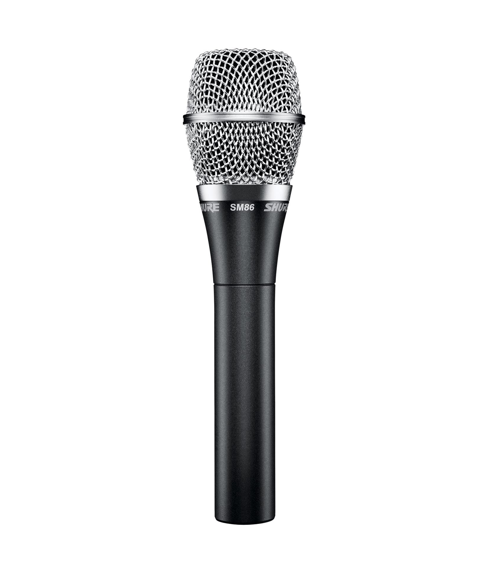 SM86 unidirectional condenser vocal microphone