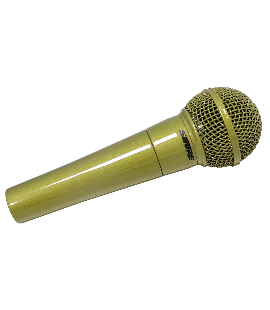 Shure - SM58-LCE-X-MGG - Melody House Musical Instruments